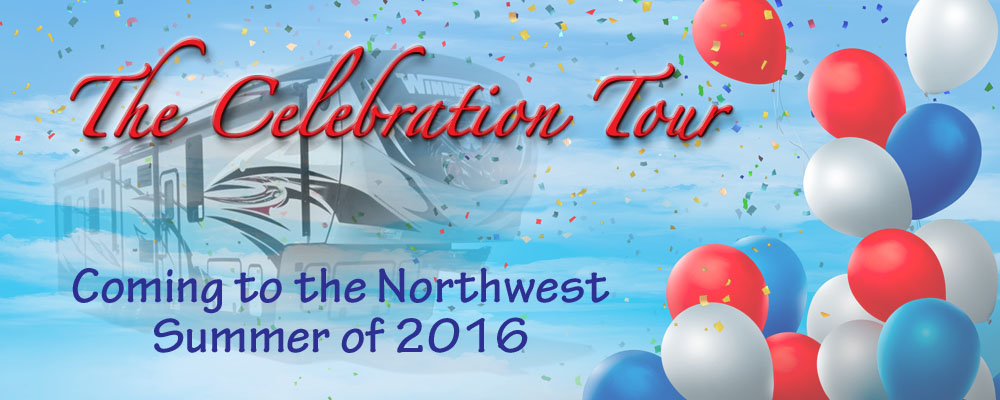 Celebration Tour for Core Commerce Slideshow