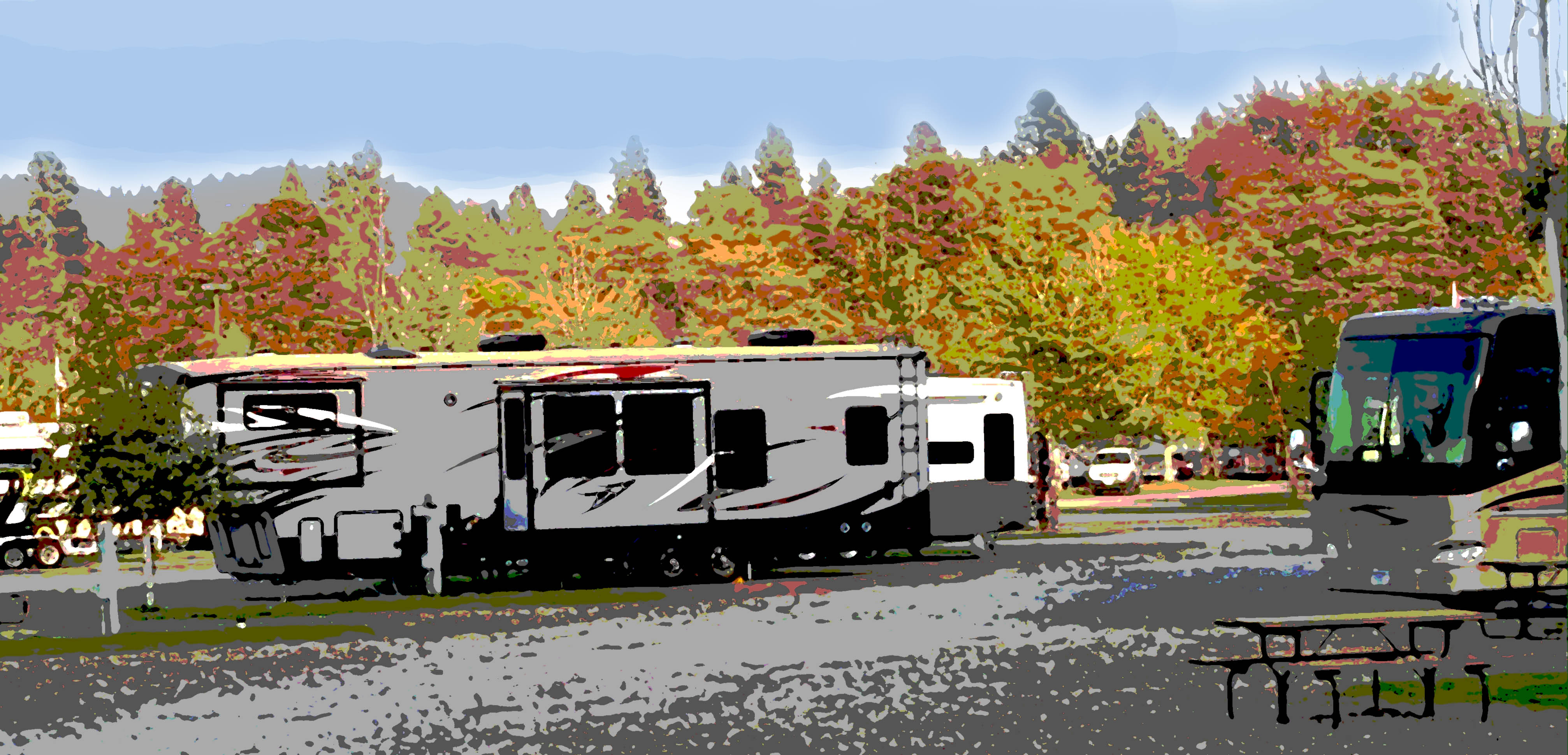 RV Park, RV, Rving,RV Nation,RV Trip, RV Travel,Rvers,Mission Positive Films,The Celebration Tour,winnebago