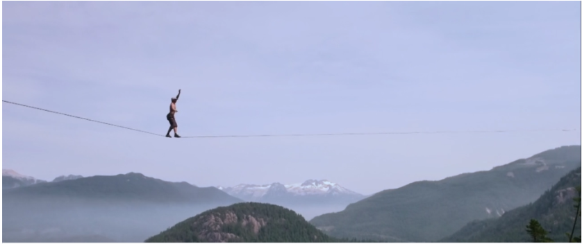 Slacklining,Untethered,Mission Positive Films,MPF