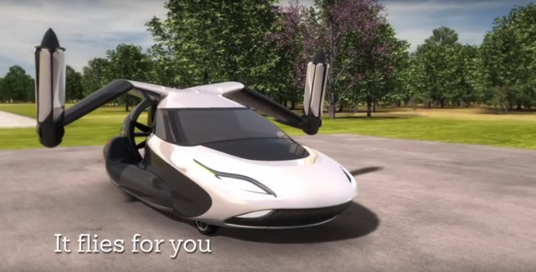 Flying Cars,MPF Eye on Technology Flying Cars,MPF,Mission Positive Films,Terrafugia,Aero Mobil